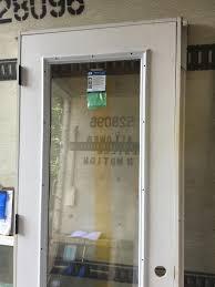 32 X 80 Exterior Door Door Exterior Fiberglass Right View 80 X 32 White