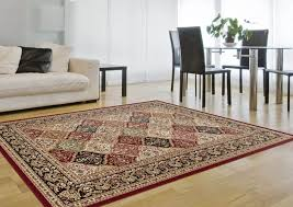 Green And Brown Area Rugs Red Ivory Green Panel Oriental Traditional Area Rug European Black
