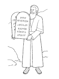 ten commandments clipart 39