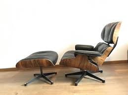 Lounge Chair Ottoman by Rio Rosewood Lounge Chair U0026 Ottoman By Charles U0026 Ray Eames For