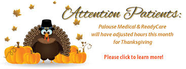 Pictures Thanksgiving 2014 Thanksgiving 2014 Office Hours U2013 Palouse Medical