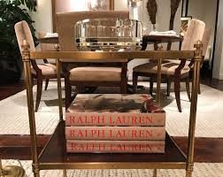 Ralph Lauren Dining Room Table Luxury Series A Day At Ralph Lauren Home U2013 Apartment 19