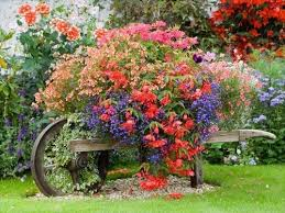 Easy Diy Garden Decorations Garden Design Garden Design With Garden Decorating Ideas Easy
