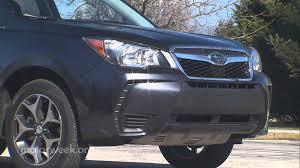 motorweek road test 2014 subaru forester youtube