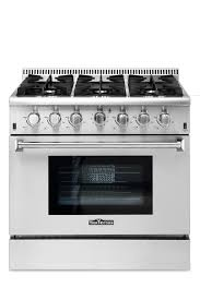 free standing gas ranges
