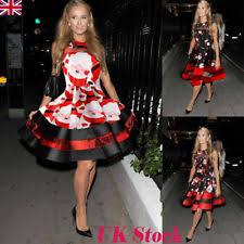 100 ladies christmas dress miss claus hooded dress