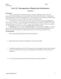 100 stoichiometry calculations study guide amino acid chart