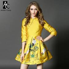 aliexpress com buy 2016 winter spring designer womens dresses