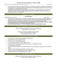 Real Estate Resume Templates Executive Resume Samples Resume Prime