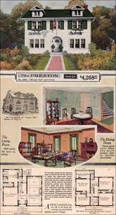 Vintage Southern House Plans Sears Sold Everything Needed To Build This House For A Little More