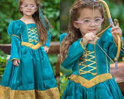 Scottish Halloween Costume Brave Costume Etsy