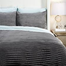 charcoal bedding alta quilt set charcoal bedding bedding z gallerie
