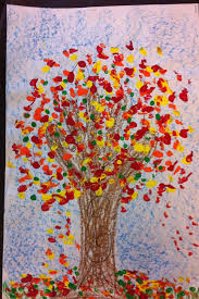 thanksgiving craft ideas for toddlers kindergarten tree project hand and arm for trunk with branches