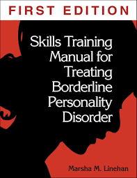 skills training manual for treating borderline personality