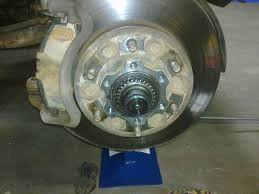 replacing gu wheel bearings patrol 4x4 nissan patrol forum