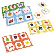 jeux en bois pour enfants coffret de 4 jeux en bois mon jardin petits chevaux jeu des