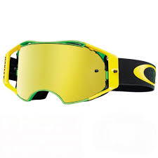 tinted motocross goggles 2016 oakley airbrake mx motocross goggles shockwave green yellow