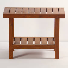 rebrilliant teak shower seat reviews wayfair