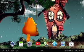free live halloween wallpaper cute halloween wallpaper android apps on google play