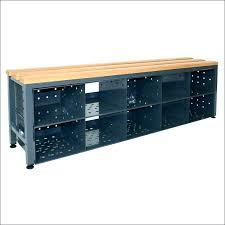 Wood Storage Cabinet With Locking Doors Garage Shoe Storage Cabinet Alanwatts Info