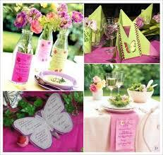 prã sentation menu mariage mariage theme papillons idees deco