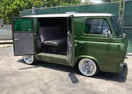 Vintage Ford Econoline Truck For Sale - 1961 ford econoline