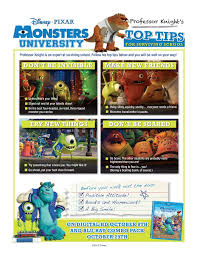26 floor theme monsters university images