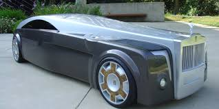 cartoon rolls royce checkout the monster car concept called