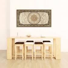 toile de cuisine tableau toile orientale décoration orientale arjazia