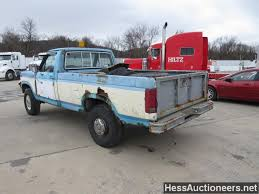 Ford F250 Truck Used - used 1980 ford f250 2wd 3 4 ton pickup truck for sale in pa 22278