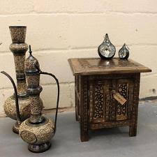 Moroccan Side Table Moroccan Table Ebay