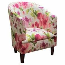 Floral Accent Chair Tub Chair Upholstery Tub Chair Tubs And
