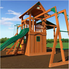 backyards amazing 7 backyard wooden swing sets gorgeous backyard