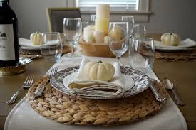 Thanksgiving Table Centerpieces by 5 Ways To Style A Thanksgiving Table Cushion Source Blog