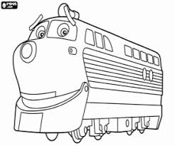 chuggington wilson coloring pages coloring pages