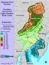New England Coast Map by Tn2357 U S Geological Survey 2013