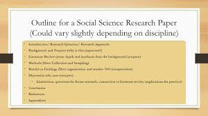 what is the process of writing a research paper research papers social sciences and humanities the ethos of 6 outline