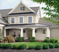 grey house white trim what color door exterior paint colour