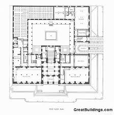 great buildings drawing boston public library