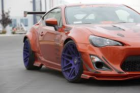 supercharged subaru brz supercharged forgestar rocket bunny widebody scion fr s scion fr