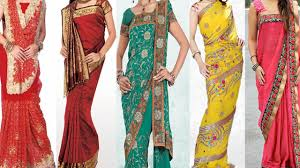 5 different ways of wearing saree for wedding to look slim u0026 tall