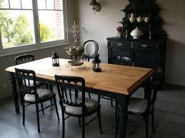 relooker table de cuisine idée relooking cuisine c est le nom de ma nouvelle table