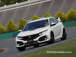 honda civic type r 2018 2018 honda civic type r 1 drive arabia