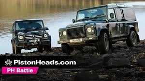 land rover defender off road modifications mercedes g wagen g350d vs twisted t40 land rover defender 110 off