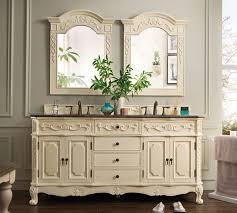 Antique White Vanity James Martin Naples Double 72 Inch Traditional Bathroom Vanity