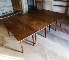 late georgian english mahogany extending dining table 18th