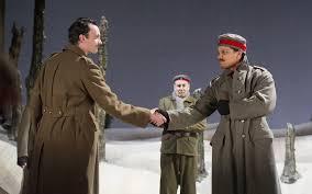 the christmas truce rsc royal shakespeare theatre u0027respectful
