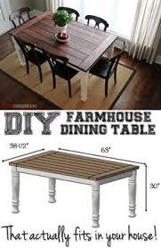 Farmhouse Dining Room Tables How To Build A Farmhouse Table Big Room And Farmhouse Table