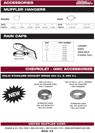 kenworth accessories canada accessories united muffler corporation