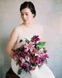 find the best flower for your wedding color palette martha